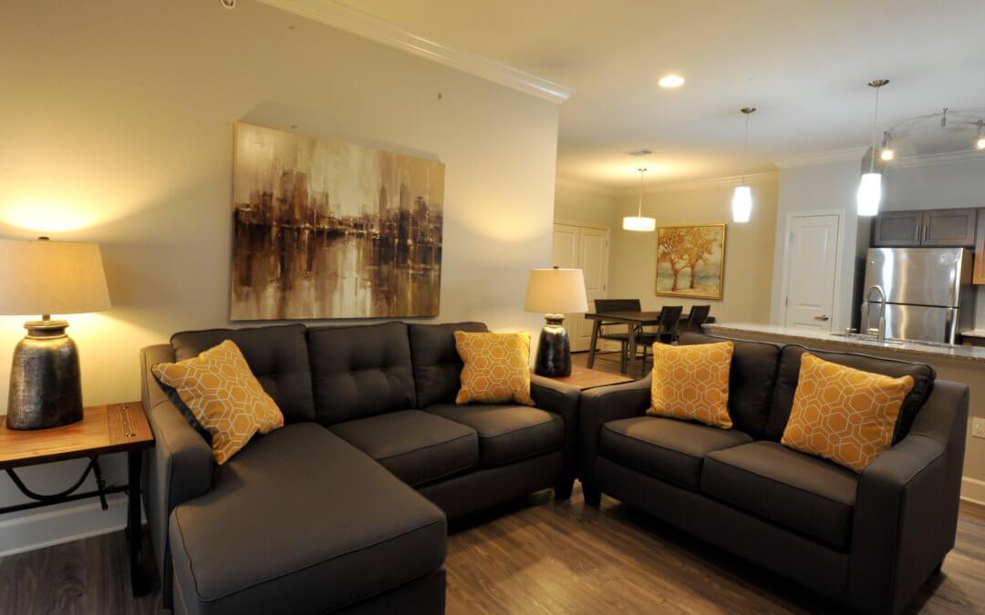 Luxury West Little Rock 2 Bedroom, 2 Bath