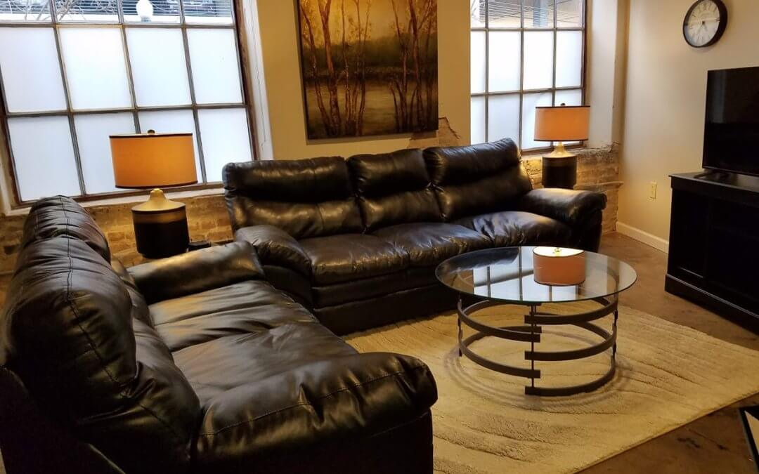 Downtown Little Rock Furnished Loft