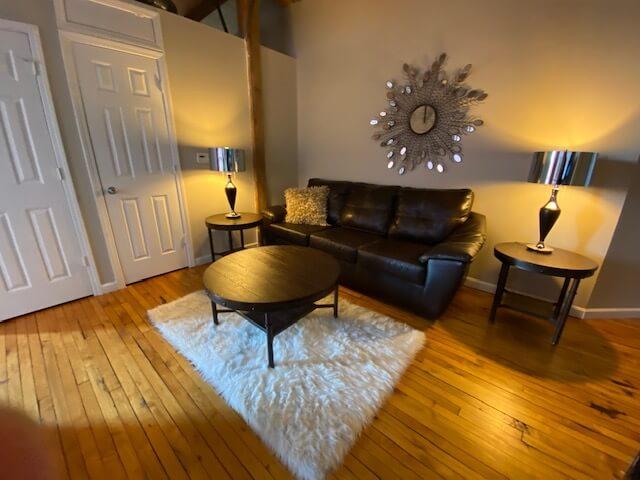 Downtown Little Rock Furnished Loft