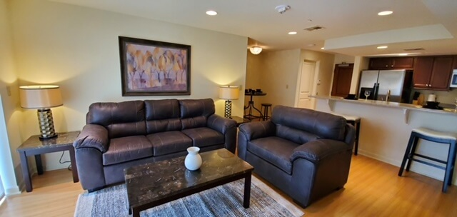Furnished Riverdale Condo