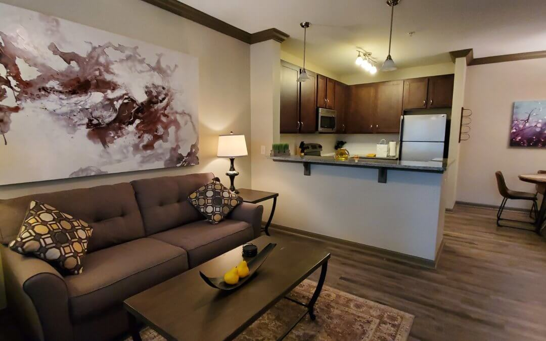Scenic Chenal Valley 1 Bedroom